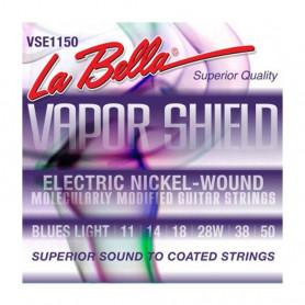 Стр. для ел. гіт. La Bella VSE1150 (11-50 з покритям Vapor