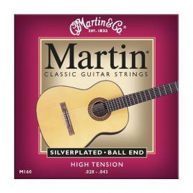 Струни MARTIN M160 (Classic) фото