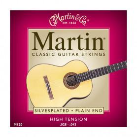 Струни MARTIN M120 (Classic) фото