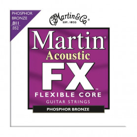 Струни MARTIN MFX775 фото