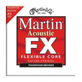 Струни MARTIN MFX740 фото