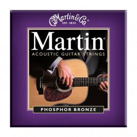 Струни MARTIN M535 (11-52 Phosphor bronze) фото
