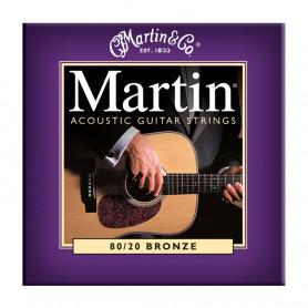 Струни MARTIN M175 (11-52 Bronze) фото