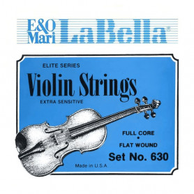 Стр. La Bella 630 (скрипк) фото