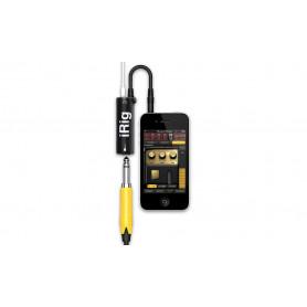 IK MULTIMEDIA iRIG Интерфейс для iPOD/iPhone/iPAD фото