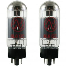 JJ ELECTRONIC 6L6GC (подобранная пара) Лампа для усилителя фото