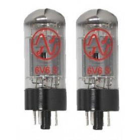 JJ ELECTRONIC 6V6s (подобранная пара) Лампы для усилителя фото