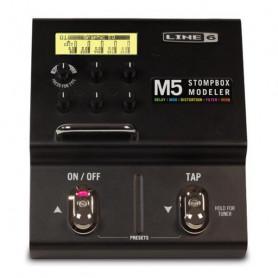 LINE6 M5 Stompbox Modeler Процессор эффектов фото