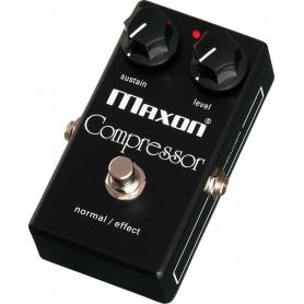 MAXON CP101 COMPRESSOR Гитарный эффект педаль компрессор фото