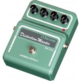 MAXON DS830 DISTORTION MASTER Гитарный эффект дисторшн педаль фото