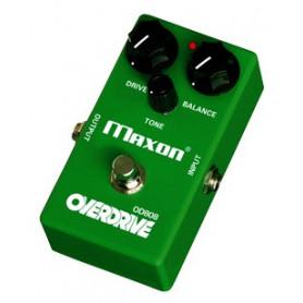 MAXON OD808 OVERDRIVE Гитарный эффект педаль овердрайв тюбскример фото