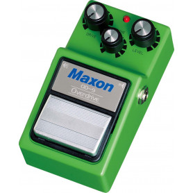 MAXON OD9 OVERDRIVE Гитарный эффект педаль овердрайв фото