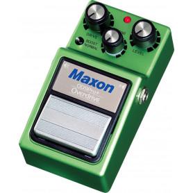 MAXON OD9PRO+ OVERDRIVE Гитарный эффект педаль овердрайв фото