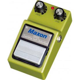 MAXON OSD9 OVERDRIVE SOFT DISTORTION Гитарный эффект педаль овердрайв дисторшн фото