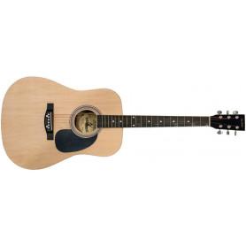 MAXTONE WGC4010 (NAT) Акустическая гитара фото