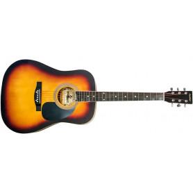 MAXTONE WGC4010 (SB) Акустическая гитара фото