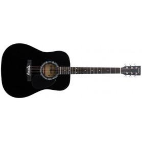 MAXTONE WGC4011 (BK) Акустическая гитара фото