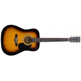 MAXTONE WGC4011 (SB) Акустическая гитара фото