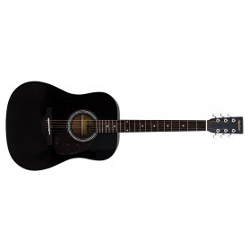 MAXTONE WGC408N (TBK) Акустическая гитара фото