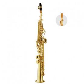 MAXTONE TSC30L Сопрано саксофон фото