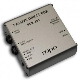PAXPHIL FDB-101 D.I. box / Директ бокс фото