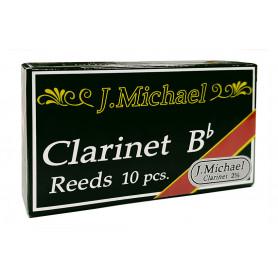 J.MICHAEL R-CL2.5 BOX - Bb Clarinet 2.5 - 10 Box Трости для