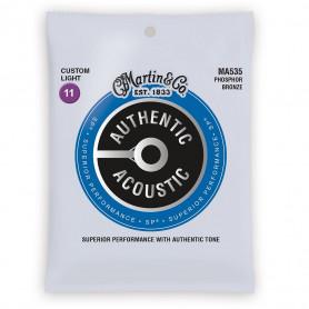 MARTIN MA535 Authentic Acoustic SP 92/8 Phosphor Bronze Custom
