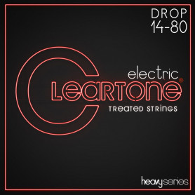 CLEARTONE 9480 ELECTRIC HEAVY SERIES DROP A 14-80 Струны для