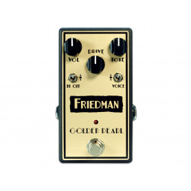 FRIEDMAN GOLDEN PEARL OVERDRIVE педаль овердрайв фото