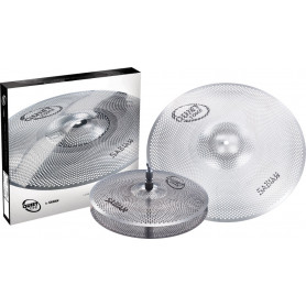 SABIAN QTPC501 Quiet Tone Practice Cymbals Set Набор тарелок