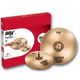 SABIAN 45011X B8X First Pack (14) Набор тарелок фото