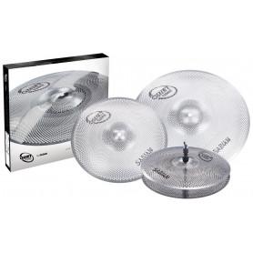 SABIAN QTPC502 Quiet Tone Practice Cymbals Set Набор тарелок