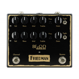 FRIEDMAN BE-OD Deluxe педаль эффектов для электрогитары фото