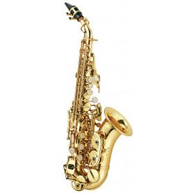 J.MICHAEL SPC-700 (S) Curved Soprano Saxphone Саксофон фото