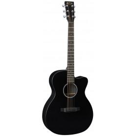 MARTIN Custom OMCXAE BLACK 24.9 w/Sonitone Электро-акустическая