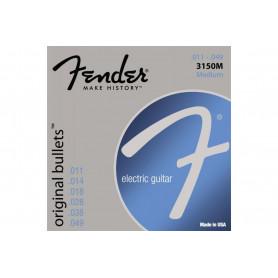 FENDER 3150M  Струны для электрогитар
