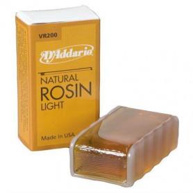 D`ADDARIO VR200 Natural Rosin Light Канифоль
