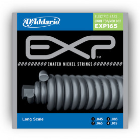 D`ADDARIO EXP165 EXP LIGHT TOP / MED BOTTOM 45-105 Струны фото