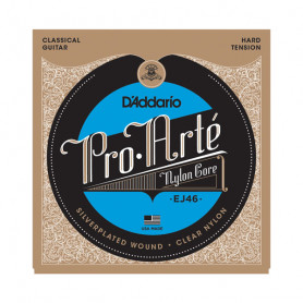 D`ADDARIO EJ46 PRO-ARTE HARD TENSION Струны