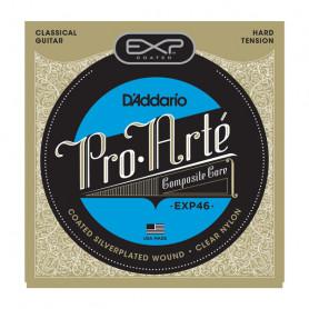 D`ADDARIO EXP46 EXP CLASSICAL HARD TENSION Струны