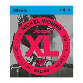 D`ADDARIO EXL145 XL HEAVY (12-54) Струны