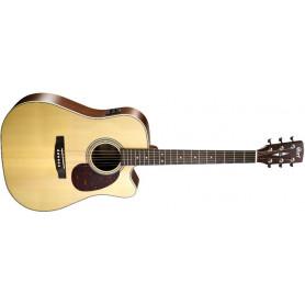 CORT MR600F (NAT) Электро-акустическая гитара фото