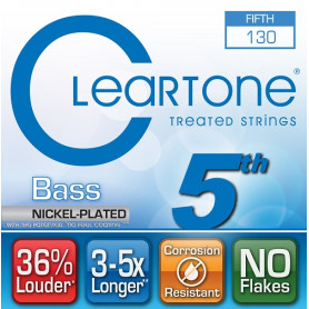 CLEARTONE 64-130 BASS NICKEL-PLATED 5TH STRING 130 Струна с покрытием дял басгитары