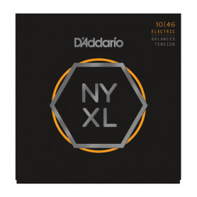 D`ADDARIO NYXL1046BT NYXL BALANCED TENSION REGULAR LIGHT 10-46 Струны