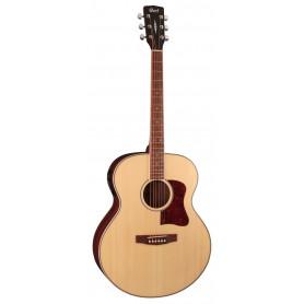 CORT CJ-MEDX (Natural Glossy) Электро-акустическая гитара фото
