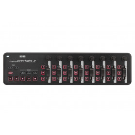 KORG NANOKONTROL 2 BK MIDI контроллер фото