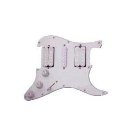 PAXPHIL 9732 PICKGUARD PANEL H-S-H WHITE Звукосниматель для гитары фото