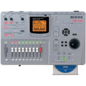 Многодорожечная цифровая студия Zoom MRS-802 CD фото