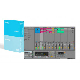 Ableton Live 10 Standard, UPG from Live Intro
