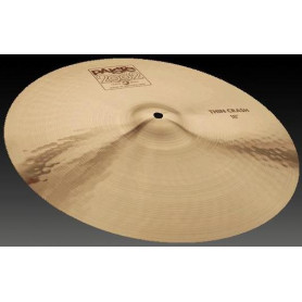 Paiste 2002 Thin Crash 17""